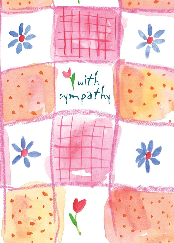 AFH246  Sympathy Card