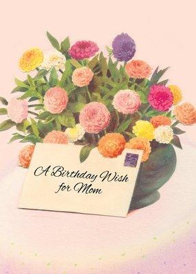 FR0305   Family Birthday Card / Mother
