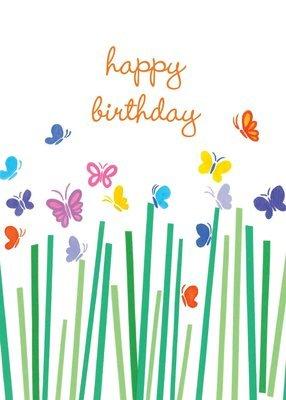 FR4836   Birthday Card