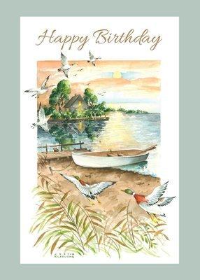 FR4852   Birthday Card