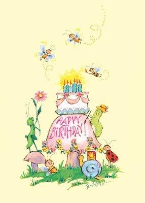 FR4861   Birthday Card