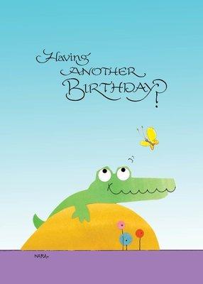 FR4865   Birthday Card