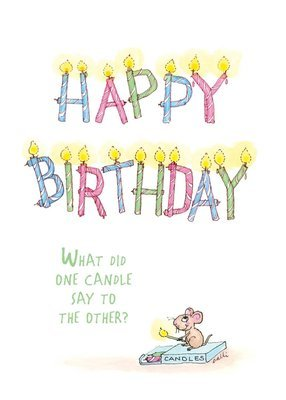 FR4866   Birthday Card