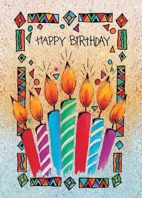 FR8043   Birthday Card
