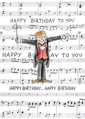 FR8242   Birthday Card