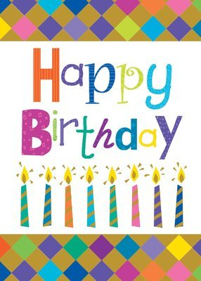 FR8305  Birthday Card