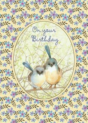 FR8306  Birthday Card