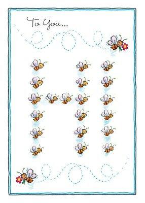 FR8331  Birthday Card
