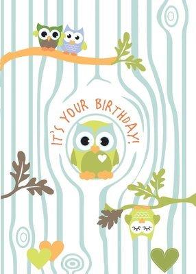 FR8377   Birthday Card