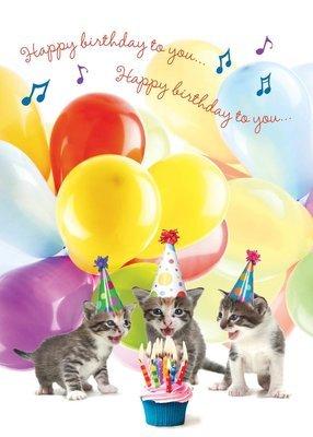 FR8718   Birthday Card