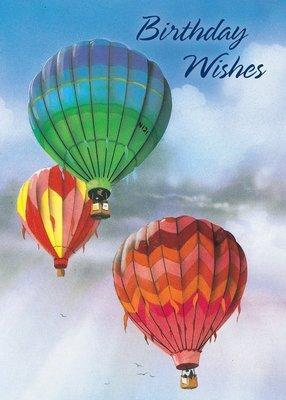 FR8738   Birthday Card