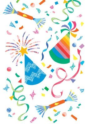 FR8751   Birthday Card