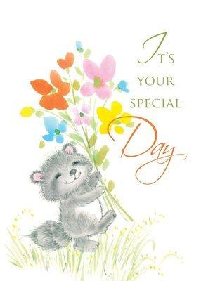 FR8825   Birthday Card