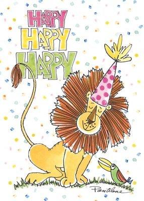 FR8861   Birthday Card