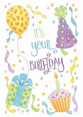 FR8865   Birthday Card