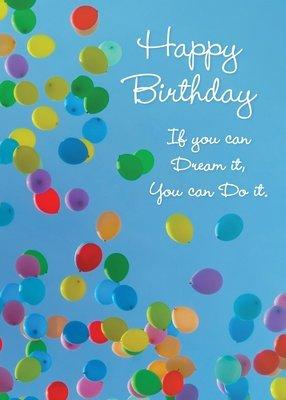 FR8901   Birthday Card