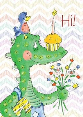 FR8915   Birthday Card