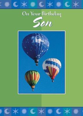 FR0212  Family Birthday Card / Son