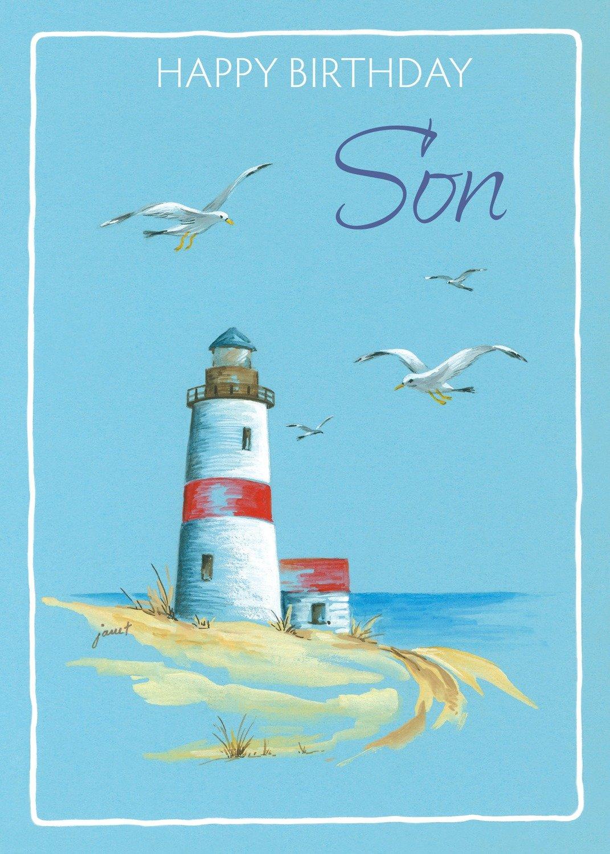 FR0289  Family Birthday Card / Son