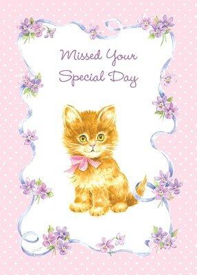 FR8910   Belated Birthday Card