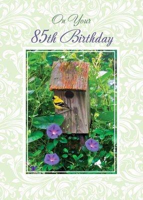 FR8403   Milestone Birthday Card / 85