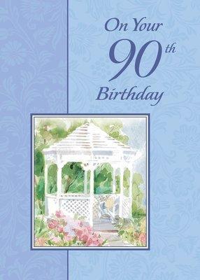 FR8426   Milestone Birthday Card / 90