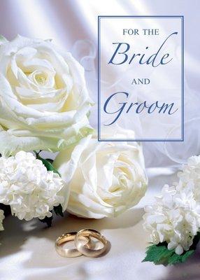FR7407   Wedding Card