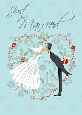 FR7414  Wedding Card