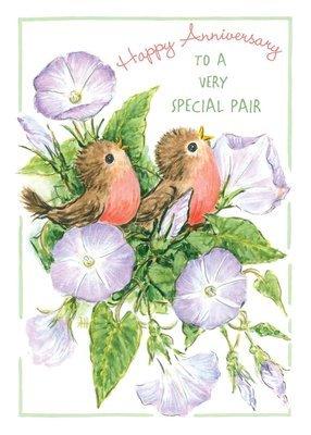 FR9115   Anniversary Card
