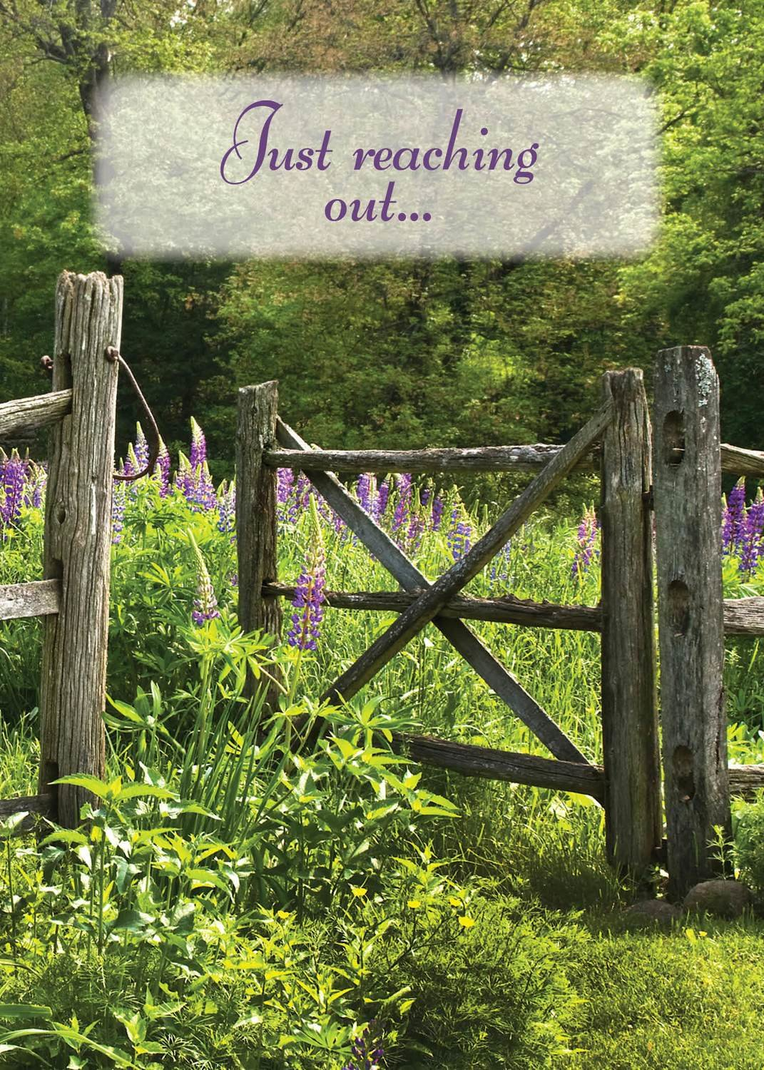 FR9338   Thinking of You Card