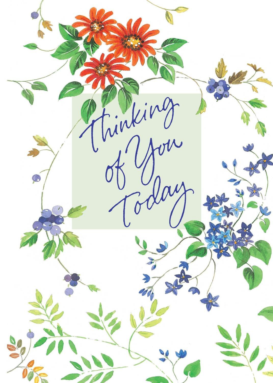 FR9682   Thinking Of You Card