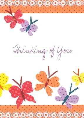 FR9760   Thinking of You Card