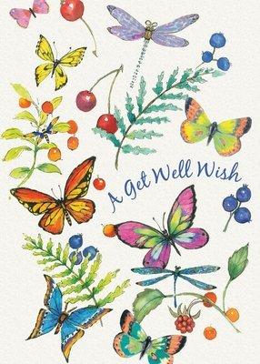 FR9316  Get Well Card