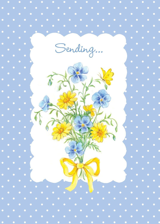 FR9634   Get Well Card