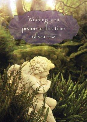 FR1314   Sympathy Card