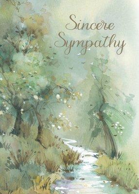 FR1379  Sympathy Card