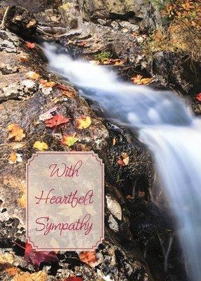 FR1381  Sympathy Card