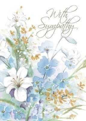 FR1382  Sympathy Card