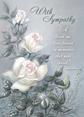 FR2003  Sympathy Card