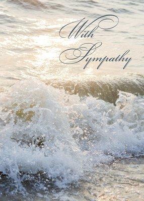 FR2122  Sympathy Card