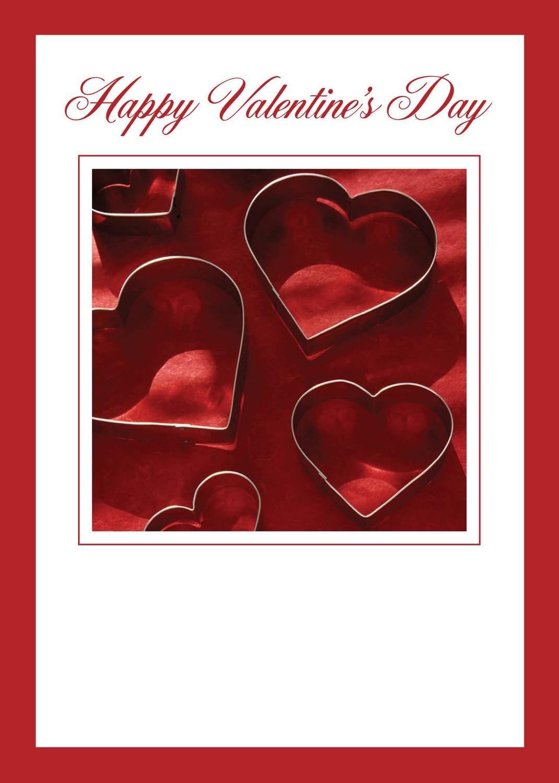 FRS3310   Valentine's Day Card