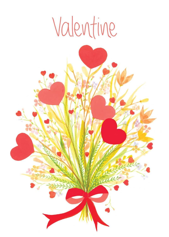 FRS3312   Valentine's Day Card