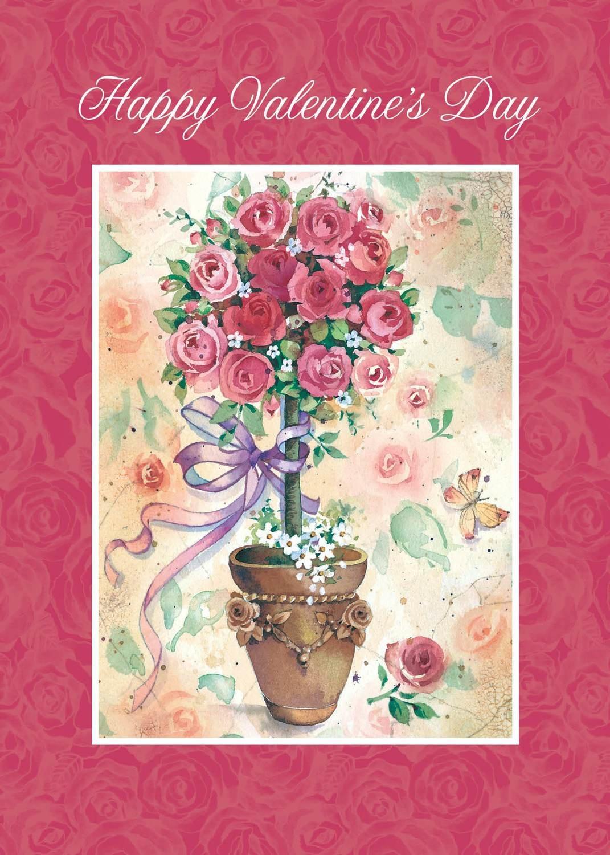 FRS3325   Valentine's Day Card