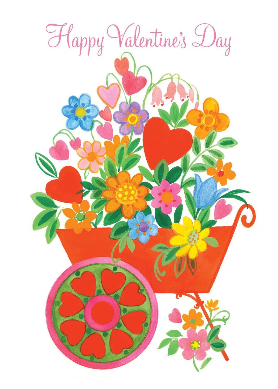 FRS3328   Valentine's Day Card