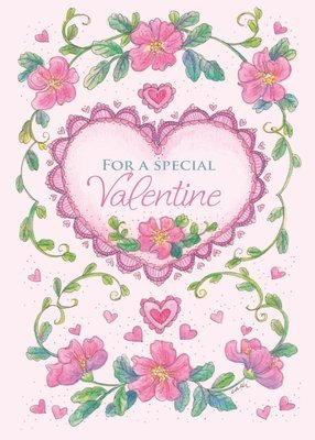 FRS3340   Valentine's Day Card