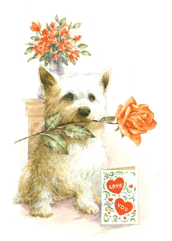 FRS3341   Valentine's Day Card