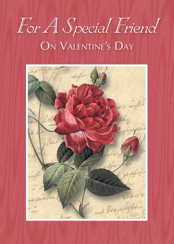 FRS3401   Valentine's Day Card