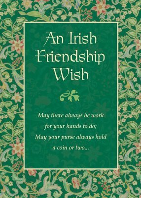 FRS7814   St. Patrick's Day Card