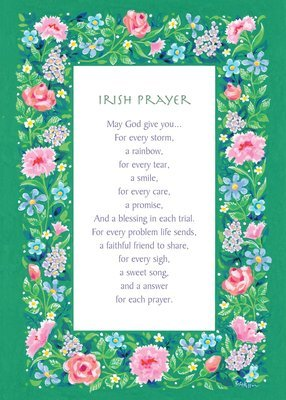 FRS7816   St. Patrick's Day Card