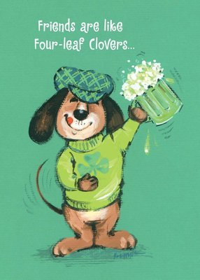 FRS7817   St. Patrick's Day Card